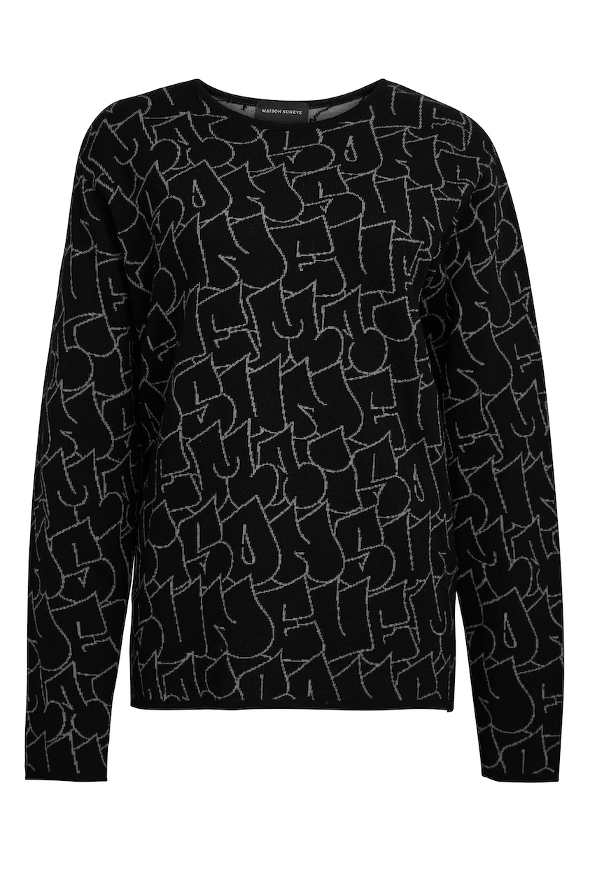 new product 2c39f a1f67 Strickpullover Maison Suneve for Man